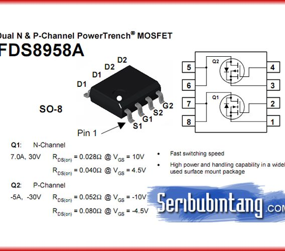 MOSFET_FDS8958A